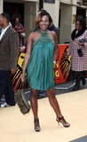 Kelle Bryan Photo - London UK Kelle Bryan at the 10th Anniversary Performance of The Lion King at the Lyceum Theatre London 18th October 2009Keith MayhewLandmark Media