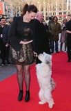 Ashleigh Butler Photo - London UK  Ashleigh Butler and Pudsey at the VIP Gala screening of MR Peabody  Sherman 3D at Vue West End Leicester Square London 1st February 2014 RefLMK392-40546-020214 Vivienne VincentLandmark MediaWWWLMKMEDIACOM