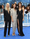 Aymeline Valade Photo - London UK Sasha Luss Aymeline Valade and Pauline Hoarau at Valerian And The City Of A Thousand Planets - European film premiere - at the Cineworld Empire Leicester Square London on July 24th 2017Ref LMK73-J558-250717Keith MayhewLandmark MediaWWWLMKMEDIACOM