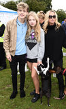 Anais Gallagher Photo - London UK 050915Reece Bibby Anais Gallagher and Meg Matthews at PupAid 2015 at Primrose Hill LondonSaturday 5 September 2015Ref LMK392-00000-060915Vivienne VincentLandmark Media WWWLMKMEDIACOM