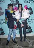 Ronnie Woods Photo - London UK Ronnie Wood Sally Wood with twins Gracie Jane  Alice Rose   at  the opening party of Skate at Somerset House on November 122019 in London EnglandRef LMK386-J5778-131119Gary MitchellLandmark MediaWWWLMKMEDIACOM