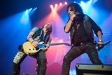Alice Cooper Photo - London UK Guitarist  - Tommy Henriksen of Alice Coopers band performing with Alice Cooper  at SSE Arena London England UK on Thursday 16 November 2017 Ref LMK370-J1153-171117Justin NgLandmark MediaWWWLMKMEDIACOM