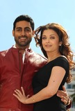 Abhishek Bachchan Photo - Cannes France  170510 Abhishek Bachchan and Aishwarya Rai Bachchan at the photocall for the film Raavan held at the Salon Djane at the Majestic during the 63rd Cannes Film Festival17 May 2010SydLandmark Media