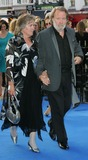 ABBA Photo - London UK Benny Andersson     (Ex-ABBA and also a co-Producer of the movie)  with wife Mona   at the World Premiere of his film Mamma Mia at the Odeon Leicester Square London 30th June 2008 Keith MayhewLandmark Media