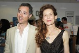 Alice Krige Photo - London UK Director Anthony Fabian and Alice Krige at the UK premiere of Skin held at the Odeon West End Leicester Square central London  2nd July 2009Ali KadinskyLandmark Media