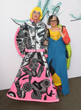 Grayson Perry Photo - London UK Grayson Perry at The Serpentine Gallery Summer Party at Serpentine Gallery Kensington Gardens London on Wednesday 28 June 2017Ref LMK73-J476-290617Keith MayhewLandmark MediaWWWLMKMEDIACOM