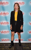 Anna-Marie Wayne Photo - London UK Anna-Marie Wayne at Heathers The Musical Gala Night held at The Theatre Royal Haymarket London on Friday 14  September 2018Ref LMK392-S1750-150918Vivienne VincentLandmark Media WWWLMKMEDIACOM