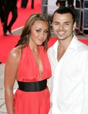 Andy Scott-Lee Photo - London UK Michelle Heaton of Liberty X and fiance Andy Scott-Lee at the European Premiere of  The Lake House held at the Vue West End Cinema Leicester Square19 June 2006Keith MayhewLandmark Media
