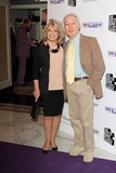 Nickolas Grace Photo - London UK  Elaine Paige and Nickolas Grace  at the  South Bank Sky Arts Awards Arrivals at the Dorchester Hotel Park Lane on 27th January  2014  RefLMK73-46487-280114 Keith MayhewLandmark Media WWWLMKMEDIACOM