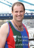 Andrew Strauss Photo - London UK   Andrew Strauss  at the London Marathon 2013 Celebrities Photocall outside the Tower Hotel London 17th April  2013Keith MayhewLandmark Media
