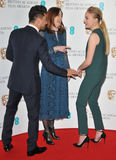 Amanda Berry Photo - London UK  100117Dominic Cooper Amanda Berry and Sophie Turner at the EE British Academy Film Awards (BAFTAs) nominations announcement press photocall BAFTA Piccadilly10 January 2017Ref LMK315-61366-100117Can NguyenLandmark MediaWWWLMKMEDIACOM
