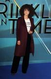 Nathalie  Photo - London UK Nathalie Emmanuel at  the European premiere of Disneys A Wrinkle In Time at BFI IMAX on March 13 2018 in London EnglandRef LMK73-J1720-140318Keith MayhewLandmark MediaWWWLMKMEDIACOM