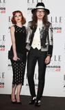 Joshua Kane Photo - London UK Francesca Merricks and Joshua Kane at Elle Style Awards 2016 inside arrivals at Tate Britain Millbank  London on February 23rd 2016Ref LMK73-60022-240216Keith MayhewLandmark Media WWWLMKMEDIACOM