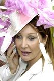 Sally Farmiloe Photo - London Sally Farmiloe at the launch of Louis Mariettes new Pure hat collection at the Coral-Eclipse Ladies Day Sandown Park2 July 2005Ali KadinskyLandmark Media