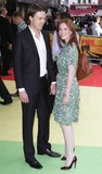 Amy Nutall Photo - London UK Andrew Buchan and Amy Nutall at the European premiere of Fire in Babylon at Odeon Leicester SquareEvil ImagesLandmark Media