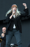 Patty Smith Photo - LondonUK   Patti Smith at the Barclaycard British Summertime Festival - Day One - at Hyde Park London 1st July 2016  RefLMK73-60792-020716  Keith MayhewLandmark MediaWWWLMKMEDIACOM