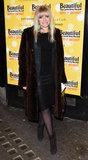 Jo Woods Photo - London UK  Jo Wood at  Beautiful - The Carole King Musical first birthday celebration at The Aldwych Theatre The Aldwych London  23 February 2016 Ref LMK392-60242-240216Vivienne VincentLandmark Media WWWLMKMEDIACOM