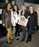 Nicola Stephenson Photo - London UK L to R Angela Griffin Kate Magowan Lisa Faulkner and Nicola Stephenson at the Bobbi Brown book launch party held at the Getty Images Gallery in London 29th January 2009Can NguyenLandmark Media