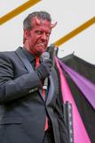 Marcus Brigstocke Photo - Southwold Suffolk Comedian Marcus Brigstocke performs in the Comedy Arena on the first day of the  2018 Latitude Festival  at Henham Park near Southwold Suffolk 13th July 2018Ref LMK73-J2315-160718Keith MayhewLandmark MediaWWWLMKMEDIACOM