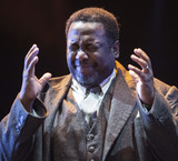 Wendel Pierce Photo - London UK   Wendell Pierce  at the photo call for the Arthur Miller classic Death of a Salesman at the Piccadilly theatre West End London 1st November 2019 RefLMK386-S2535-011119 Gary MitchellLandmark Media WWWLMKMEDIACOM