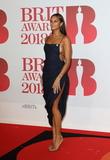 Alesha Dixon Photo - London UK Alesha Dixon at The Brit Awards 2018 at the O2 Arena Greenwich Peninsula London on Wednesday February 21st 2018 Ref LMK73-J1610-220218Keith MayhewLandmark MediaWWWLMKMEDIACOM