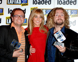 Abbey Clancy Photo - London Abbey Clancy with Justin Lee Collins and Alan Carr at the Loaded LAFTAS 4th Annual Comedy Knees-up held at Sketch04 October 2006Ali KadinskyLandmark Media