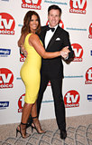 Anton Du Beke Photo - London UK Rebekah Vardy Anton Du Beke  at The TV Choice Awards held at The Dorchester Hotel London on Monday 10 September 2018Ref LMK392-J2580 -110918Vivienne VincentLandmark Media WWWLMKMEDIACOM