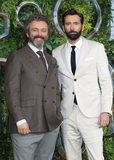David Tennant Photo - London UK Michael Sheen and David Tennant at Global TV Premiere of Amazon Original Good Omens at Odeon Luxe Leicester Square London on May 28th 2019Ref LMK73-J4965-290519Keith MayhewLandmark MediaWWWLMKMEDIACOM