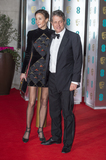 Hugh Grant Photo - London UK  Anna Elisabet Eberstein and Hugh Grant   at the EE British Academy Film Awards 2020 After Party at The Grosvenor House Hotel 2nd February 2020  RefLMK386-S2825-030220Gary MitchellLandmark Media WWWLMKMEDIACOM
