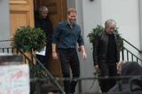 Jon Bon Jovi Photo - London UK HRH The Duke of Sussex - Prince Harry leaves Abbey Road Studios with Musician Jon Bon Jovi to pose on the Abbey Road Crossing at  Abbey Road Studios London England UK on Friday 28 February 2020Ref LMK370-J6292-280220Justin Ng Landmark MediaWWWLMKMEDIACOM
