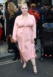 Hayley Hasselhoff Photo - London UK  Hayley Hasselhoff at Spring Summer 2020 London Fashion Week 13th September 2018 RefLMK73-S2346-140919 Keith MayhewLandmark Media WWWLMKMEDIACOM