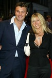 Amanda Redman Photo - London JONATHAN WILKES and partner at the Mirrors Pride of Britain Awards held at the Hilton Hotel in Park Lane15 March 2004ALEXANDRELANDMARK MEDIA