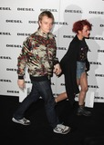 Alfie Allen Photo - London UK Alfie Allen and Jaime Winstone at the Diesel xXx Creative Experiment Party held at Matters nightclub in the 02 Arena London 11th October 2008Keith MayhewLandmark Media