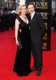Anne Marie Duff Photo - London UK Anne-Marie Duff and James McAvoy at the Red carpet arrivals at the Olivier Awards held at the Royal Opera House Covent Garden 15th April 2012Keith MayhewLandmark Media