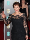 Celia Imrie Photo - London UK  Celia Imrie at EE British Academy Film Awards 2018 - Red Carpet Arrivals at the Royal Albert Hall London on Sunday February 18th 2018 Ref LMK73 -J1591-190218Keith MayhewLandmark Media WWWLMKMEDIACOM