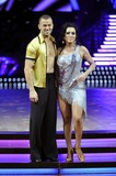 Artem Chigvintsev Photo - Birmingham UK  Artem Chigvintsev and Nancy DellOlio    at the  Strictly Come Dancing Live Tour Photocall at the NIA Birmingham 19th January 2012   Keith MayhewLandmark Media