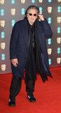 Al Pacino Photo - London UK Al Pacino at the 73rd British Academy Film Awards held at The Royal Albert Hall South Kensington on Sunday 2 February 2020 Ref LMK392 -J6086-030220Vivienne VincentLandmark Media WWWLMKMEDIACOM