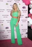 Chyna Ellis Photo - LondonUK  Chyna Ellis  at the  PrettyLittleThing x Maya Jama Launch Party at MNKY HSE Dover Street 25 June 2018Ref LMK73-S1475-260618Keith MayhewLandmark Media WWWLMKMEDIACOM