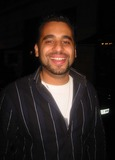 Ameet Chana Photo - London Ameet Chana - actor previously in Eastenders soap - outside Movida nightclub where Tara Reids Wild On E party took place19 August 2005ZakkkLandmark Media