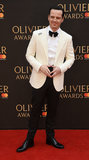 Andrew Scott Photo - London UK Andrew Scott at The Olivier Awards 2018 held at The Royal Albert Hall Kensington Gore South Kensington London on Sunday 8 April 2018Ref LMK392-J1860-090418Vivienne VincentLandmark Media WWWLMKMEDIACOM