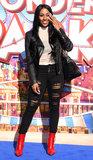 Alexandra Burke Photo - London UK Alexandra Burke at Wonder Park Gala Screening held at Vue Leicester Square London on Sunday 24 March 2019 Ref LMK392-2301-240319Vivienne VincentLandmark Media WWWLMKMEDIACOM