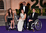 Alfie Hewett Photo - London UK Guests Jordanne Whiley and Alfie Hewett at the Wimbledon Champions Dinner held at The Guildhall Gresham Street London on Sunday 10 July 2016Ref LMK392 -60361-110716Vivienne VincentLandmark Media WWWLMKMEDIACOM