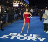 Gary Mitchell Photo - London UK Jess Impiazzi at  the World Premiere of Blue Story at the Curzon Mayfair on November 14 2019 in London EnglandRef LMK386-J5789-151119Gary MitchellLandmark MediaWWWLMKMEDIACOM