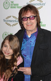 The Bee GEES Photo - London UK Bill Wyman with his daughter  at The Outward Bound Trust present A Night with Robin Gibb and the music of the BeeGees at Battersea Evolution 9th January 2009 Keith MayhewLandmark Media