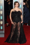 Sophie Cookson Photo - London UK Sophie Cookson at EE British Academy Film Awards 2018 - Red Carpet Arrivals at the Royal Albert Hall London on Sunday February 18th 2018 Ref LMK73 -J1591-190218Keith MayhewLandmark Media WWWLMKMEDIACOM