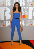 Michell Keegan Photo - London UK Michelle Keegan at The BRIT Awards 2017 at The O2 Peninsula Square London on February 22nd 2017Ref LMK73-63022-230217Keith MayhewLandmark MediaWWWLMKMEDIACOM