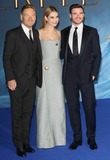 Cinderella Photo - London UK Kenneth Branagh Lily James and Richard Madden at the UK Premiere of Cinderella at Odeon Leicester Square London on March 19th 2015Ref LMK73-50753-200315Keith MayhewLandmark Media WWWLMKMEDIACOM