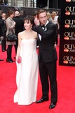 Damien Lewis Photo - London UK Damien Lewis and Helen McCrory at The Olivier Awards 2013 at the Royal Opera House Covent Garden 28th April 2013Keith MayhewLandmark Media