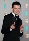 Asa Butterfield Photo - London UK  Asa Butterfield    atBAFTA British Academy Film Awards at the Royal Albert Hall London 2nd February 2020  RefLMK73-S2826-030220Keith MayhewLandmark Media WWWLMKMEDIACOM