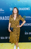The National Photo - LOS ANGELES CA - JULY 10  Actress Taylor Treadwell attends the National Geographic Sea of Shadows Movie Premiere on July 10 2019 in Los Angeles California  (Photo by Corine SolbergImageCollectcom)